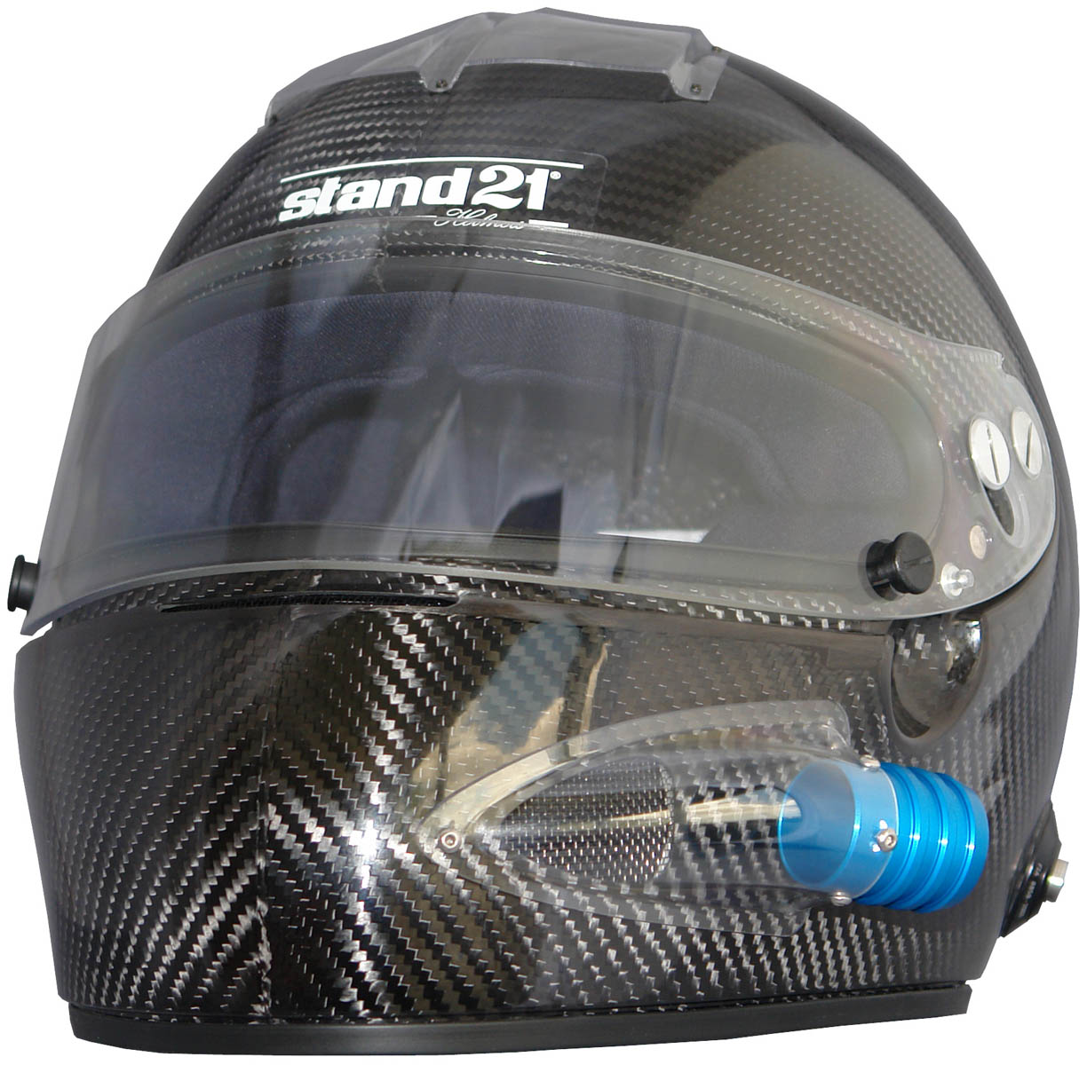 IVOS-Air Force helmet with side air intake